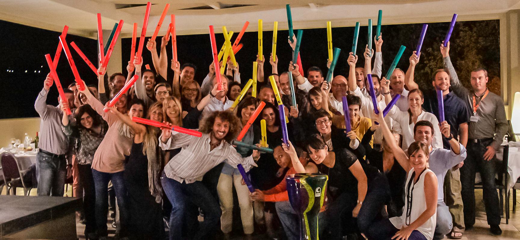 Team Building per Expo 2015 a Milano: 4 Idee con la Musica