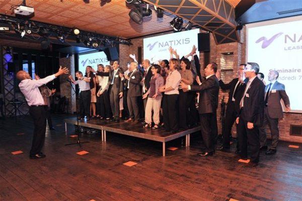 team building canto voce gospel choir azienda incentive convention meeting congressi kick off eventi aziendali ice-breaker formazione esperienziale