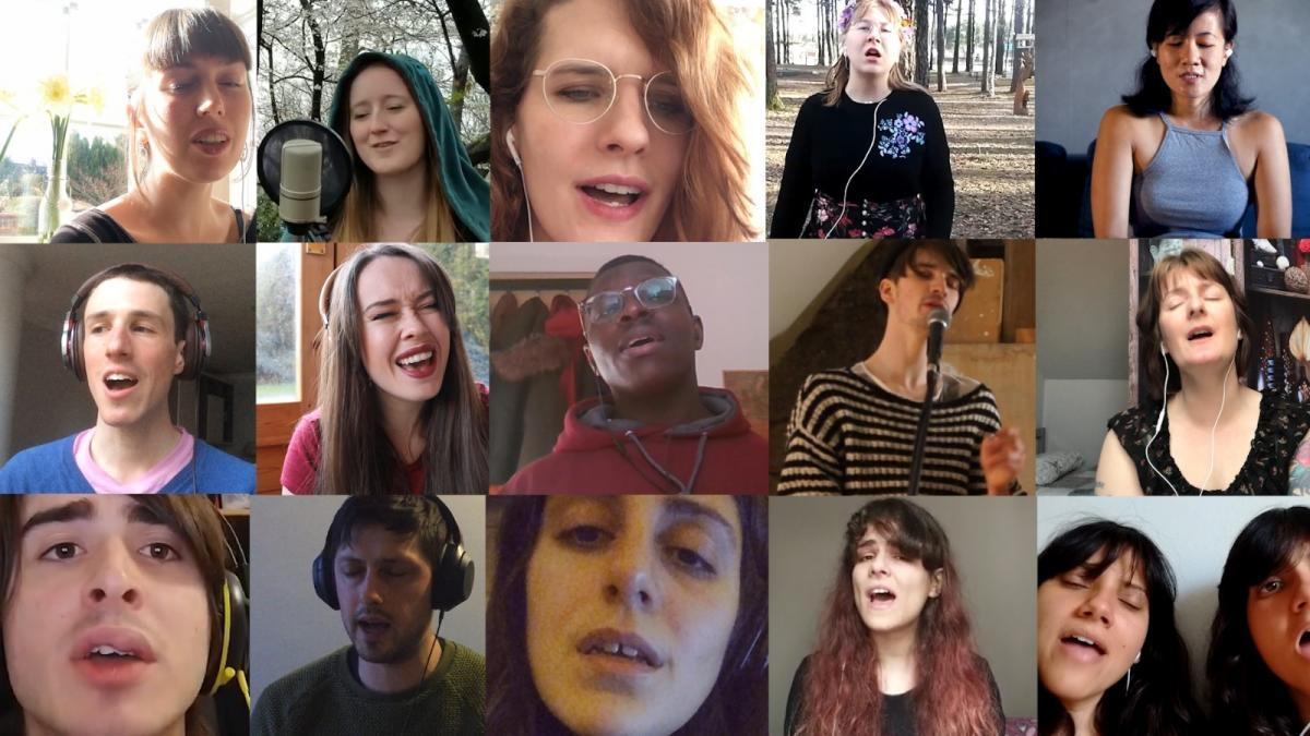 MUSIC PATCHWORK: l'Attività Ideale per il tuo Meeting Virtuale!