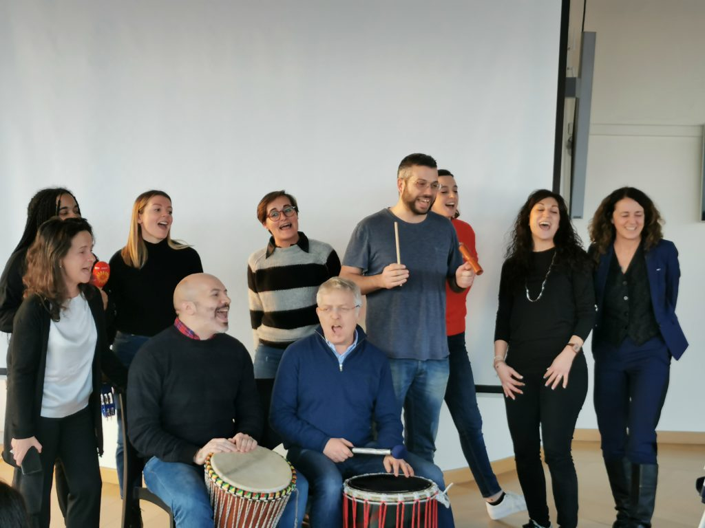 team building 2020 musica ritmo canto teambuilding musicali team building online virtuale remoto